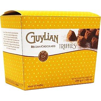 Guylian Trufas de chocolate belga Estuche 200 g