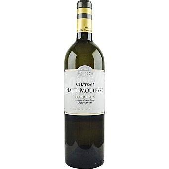 CHATEAU HAUT MOULEYRE Vino blanco de Francia botella 75 cl