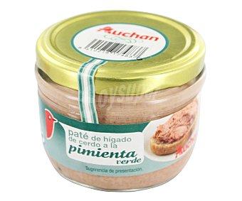 Auchan Paté a la pimienta Tarro de 125 g