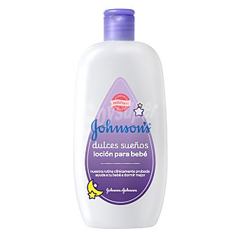 Johnson's Baby Loción corporal hidratante Dulces Sueños 400 ml