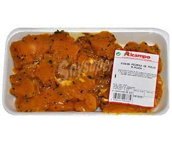 Embutidos Moreno Plaza Pincho pechuga de pollo 500 Gramos