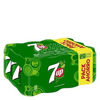 7Up Refresco de lima-limón Pack 12x33 cl