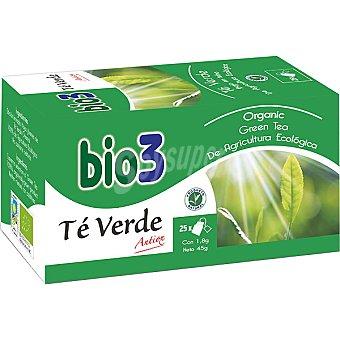 BIO3 té verde oriental de agricultura ecológica  envase 25X1,8g