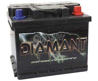 Diamant Batería de Automóvil de 12v y44 Ah, Potencia de Arranque: 360 Amperios 1 Unidad