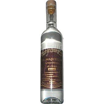 El Majuelar Aguardiente de orujo artesano botella 50 cl