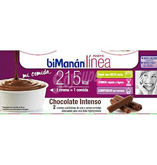 Bimanan Crema chocolate 2 UNI
