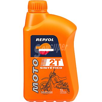 REPSOL RP150W51 Aceite sintético para motores de 2 tiempos Envase 1 l
