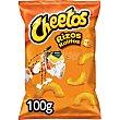 Snack de maíz rizos sabor queso Bolsa 100 g Cheetos Matutano