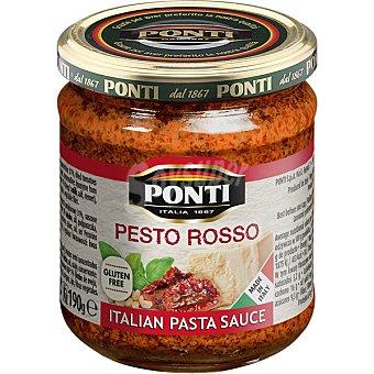 Ponti Salsa pesto rosso tarro 190 g