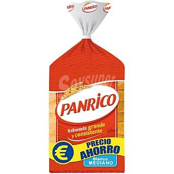 Panrico Pan de molde rebanada ancha Paquete 400 gr
