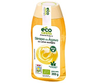 Ecocesta Sirope de agave de cultivo ecológico Envase 360 g