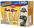 Galletas tostadas 6 vitaminas 1140 g Tosta Rica