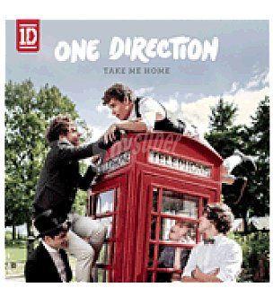 Take me home ( -spanish-edition) cd Deluxe