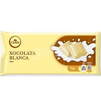 Condis Chocolate blanco 75 G
