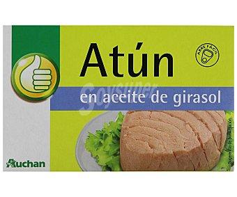 Productos Económicos Alcampo Atún en aceite vegetal 143 gramos