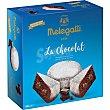 La Chocolat torta al cacao con corazón de crema de chocolate 1894 Estuche 400 g Melegatti