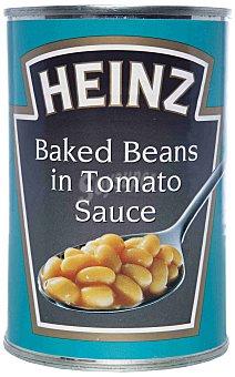 Heinz Alubias cocidas en salsa de tomate 410 gramos