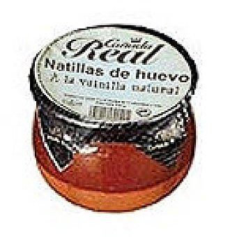 CAÑADA REAL Natillas huevo a la vainilla Envase 140 g