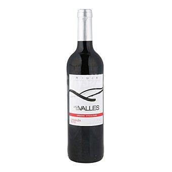 Viña Los Valles Vino D.O. Rioja tinto crianza ecológico 75 cl