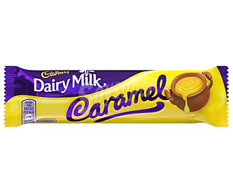 Dairy milk Chocolate con leche y caramelo 45 gr