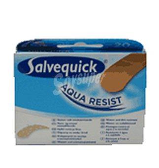 Salvequick Tiras aqua resist 24 UN