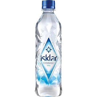 Isklar agua mineral natural botella 50 cl