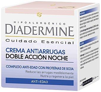 Diadermine Crema nutritiva de noche Tarro 50 ml