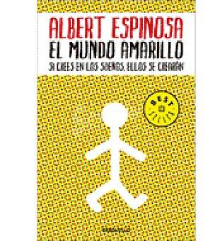 EL mundo Amarillo (Albert Espinosa)