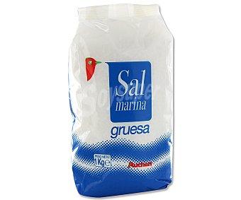 Auchan Sal marina gruesa 1 kilogramo