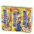 Batido de cacao Pack 3x200 ml Nesquik Nestlé