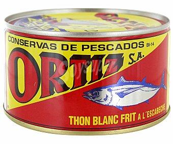 Ortiz El Velero Bonito del norte frito en escabeche Lata 260 g neto escurrido