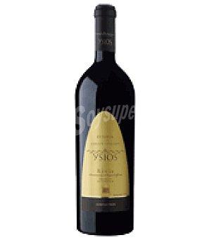 Ysios Vino D.O Rioja edicion limitada tinto reserva Botella de 75 cl