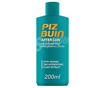 Piz buin After sun en loción, con acción hidratante e intensificadora del bronceado 200 ml
