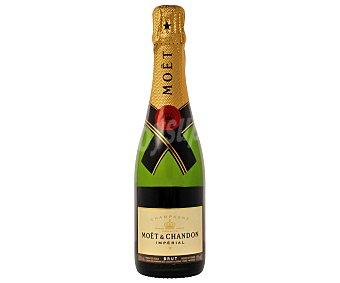 Moët & Chandon Champagne Brut Imperial Botellín 37,5 cl