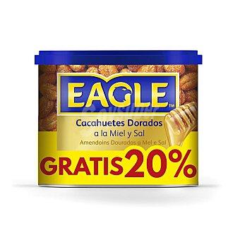 Eagle Cacahuetes fritos con miel Lata 250 g