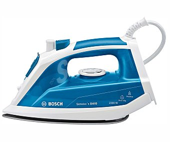 Bosch TDA1023010 Planchas de vapor 30gr