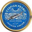 Caviar Beluga imperial Lata 200 g Caspian Pearl