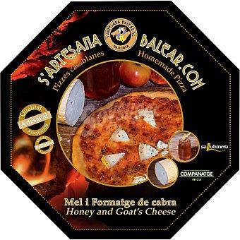 S´ARTESANA BALEAR Pizza de miel y queso de cabra estuche 311 g estuche 311 g