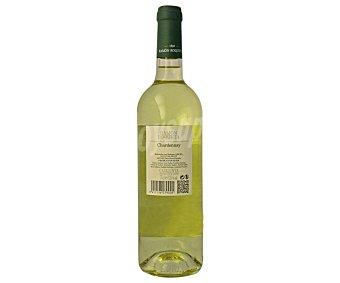 Ramón Roqueta Vino Blanco Chardonnay Pla de Bages Botella 75 Centilitros