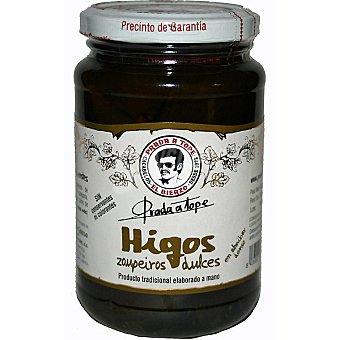 Prada a Tope Higos zoupeiros dulces del Bierzo Frasco 260 g neto escurrido