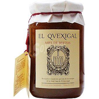EL QUEXIGAL Miel de brezo Frasco 500 g