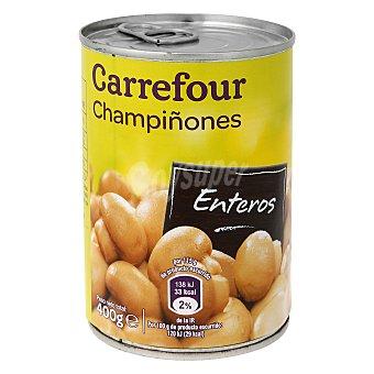 Carrefour Champiñones enteros 230 g