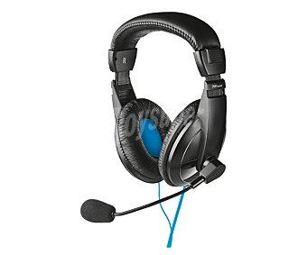 TRUST QUASAR Auriculares PC casco 1 unidad