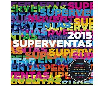 RECOPILATORIOS Superventas 2015