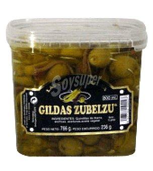 Zubelzu Gildas en tarrina 800 ml