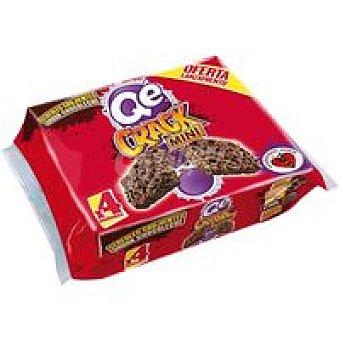 Qé! Crack Choco 4u 106 Gr