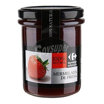 Carrefour Selección Mermelada fresa 240 g