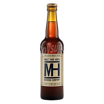 Malt and Hops Cerveza artesana American Wheat 33 cl