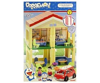 SIMBA Playset Casa Doraemon con Figuras 1 Unidad