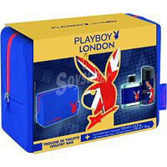 Playboy Fragrances Colonia London Man Pack 1 unid